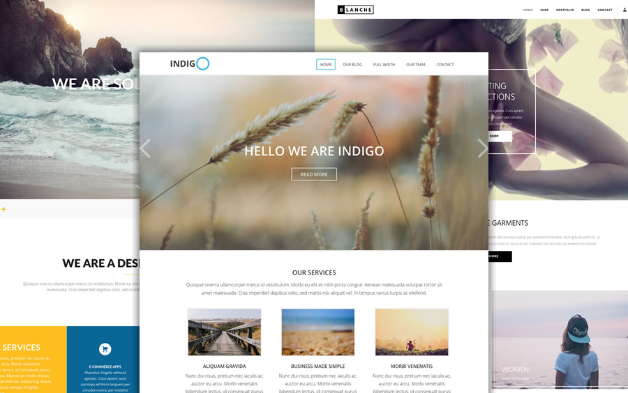 WordPress Themes from Viva Themes